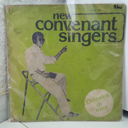 The New Covenant Singers - Chineke Di Nma [HB]