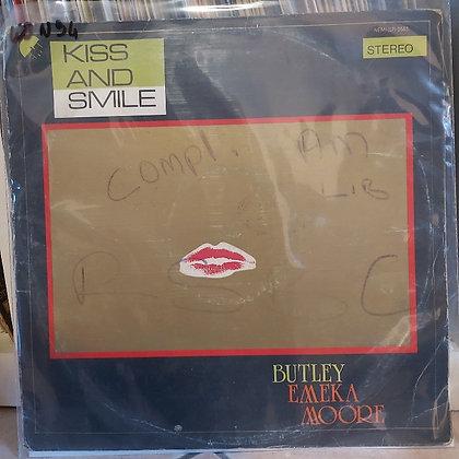 Butley Emeka Moore – Kiss And Smile [EMI]