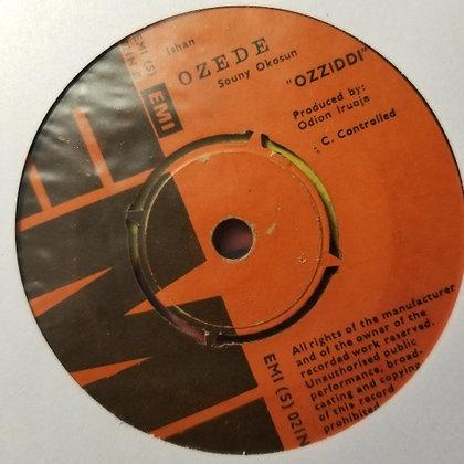 Ozziddi - God Of Abraham [EMI]