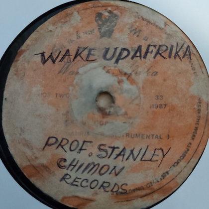 Chimon – Meta Musik Vol. 1 - Wake Up Afrika [Buluhum Musik – BRLP 001]