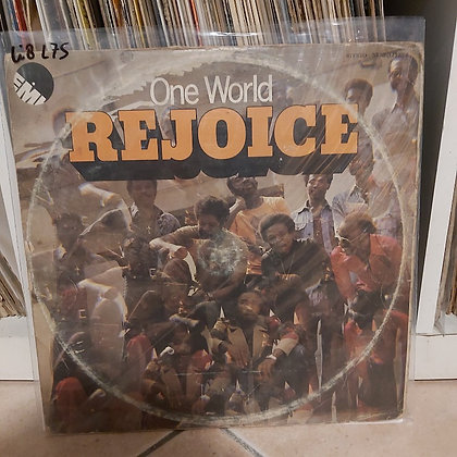 One World ‎– Rejoice [EMI]