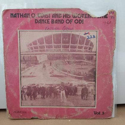 Nathan O. Udisi And His Woyengi Eme Dance Band Of Odi – Vol. 3