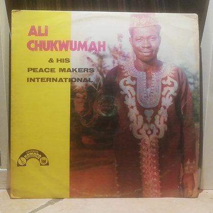 Ali Chukwumah & His Peace Makers International [Editions Namaco]