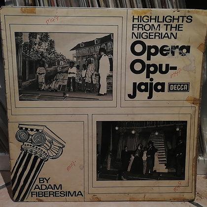 Adam Fiberesima - Opera Opu-Jaja [Decca]