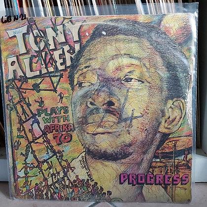Tony Allen Plays With Afrika 70 – Progress [Coconut]