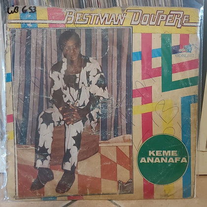 Bestman Doupere And His Coastal Pioneers Dance Band Of Nigeria ‎– Keme Ananfa