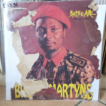 Broda Martyns – Battle Axe - Mushin Olosa [ Christian Sound Recordings]