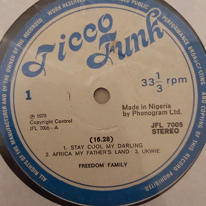 Freedom Family – Come And Take Your Love [Jicco Funk]