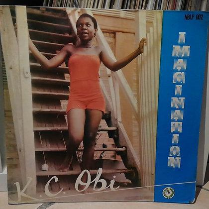 K. C. Obi – Imagination  [Noble Records – NRLP 002]