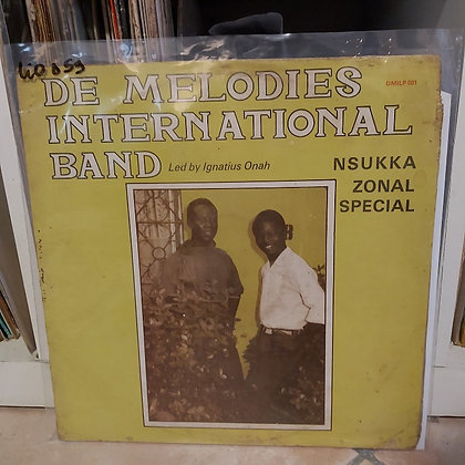 De Melodies International Band - Nsukka Zonal Special [Coconut]