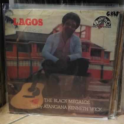 The Black Megalos Led By Atangana Kenneth Wick – Lagos [Namaco]