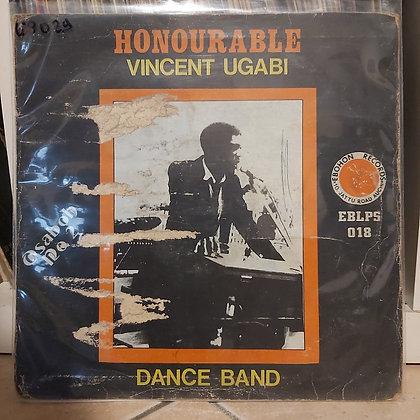 Honourable Vincent Ugabi Dance Band – Osaboh No 2 [Ebohon Records – EBLPS 018]