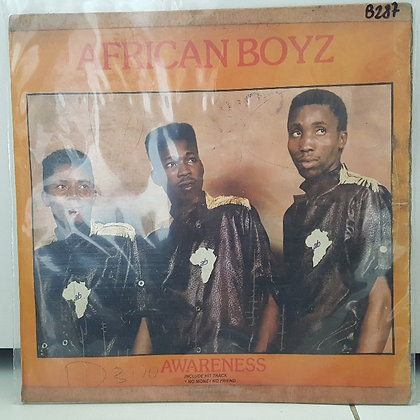 African Boyz – Awareness [ Abuede Abreco Records – AR/AB-001]
