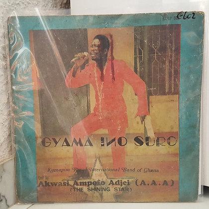 Kumapim Royal Int. - Gyama Ino Suro [Billy Ankra]