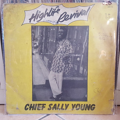 Chief Sally Young - Highlife Revival [Supremedisk]