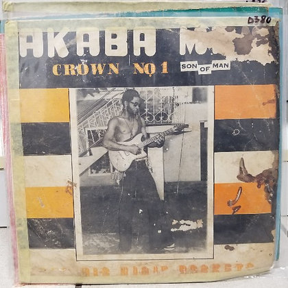 Akaba Man - Crown Nọ 1 And His Nigie Rockets [Son Of Man]