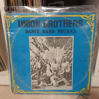 Union brothers Dance Band Nsukka [BCdes]