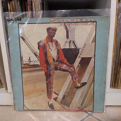 Eric Nsangou Moor – Samba Africa [Ras]