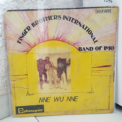 Finger Brothers International Band Of Imo – Nne Wu Nne [Coconut]