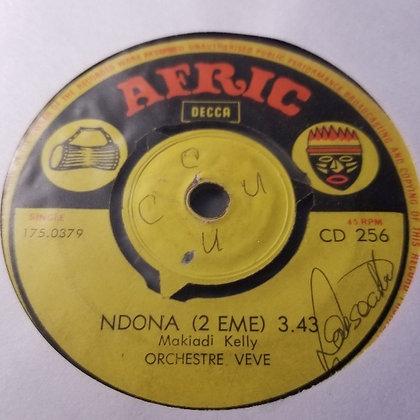 Orchestre Veve - Ndona (1 Er) [Afric - Decca]