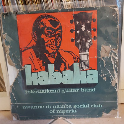 Kabaka International Guitar Band – Nwanne Di Namba Social Club Of Nigeria