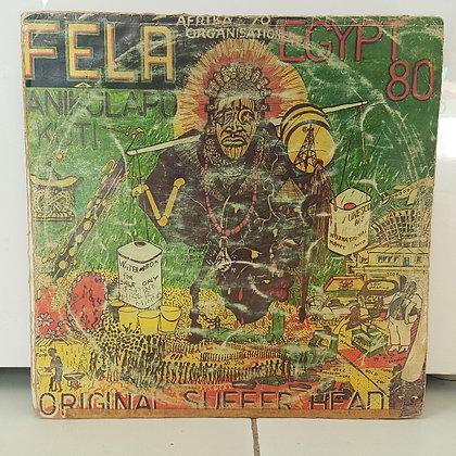 Félá Anikulapo Kuti & Egypt 80 – Original Suffer Head [Lagos Int.]