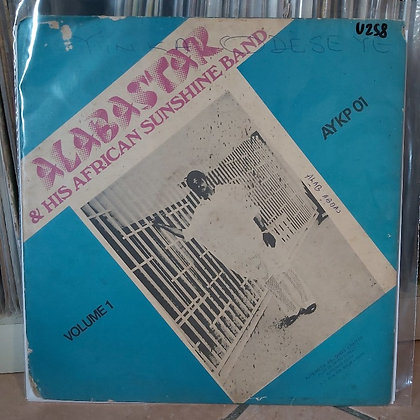 Alabastar & His African Sunshine Band – Volume 1 [ Aiyekoto Records Limited]