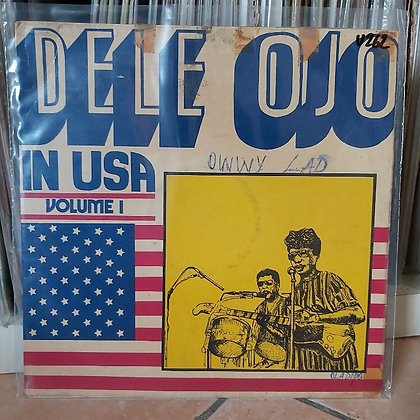 Dele Ojo In USA Volume 1 [Philips]