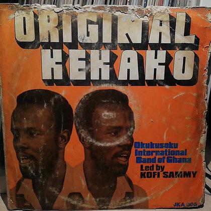Okukuseku International Band Of Ghana – Original Kekako