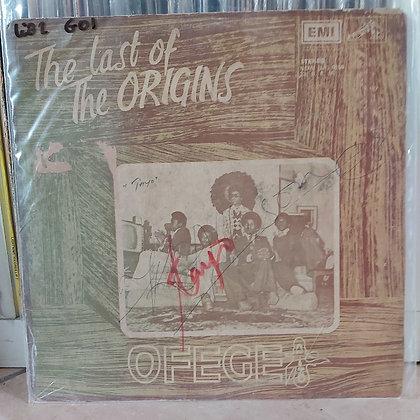 Ofege – The Last Of The Origins [EMI]
