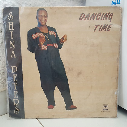 Shina Peters – Dancing Time [Sony Music]