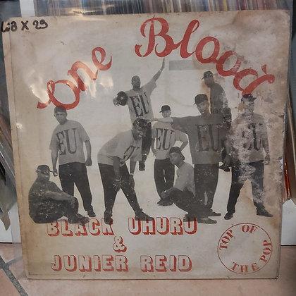 Black Uhuru & Junior Reid - One Blood - MAD BOOTLEG