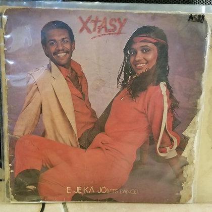 Xtasy – Ẹ Jẹ́ Ká Jó (Let's Dance) [Ben Bruce Records – BBR 001]