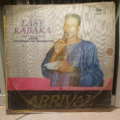 Easy Kabaka - Arrival [Orolu Records]