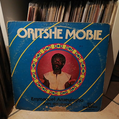 Emmanuel Arueyingho And His Uvoes – Oritshe Mobie [Ekotse]