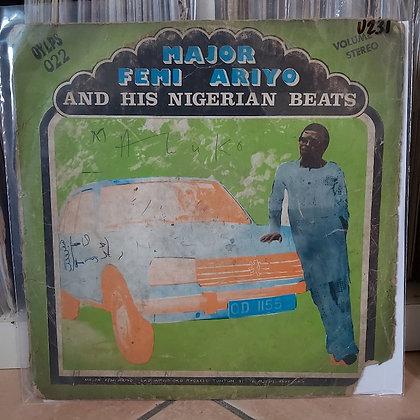 Major Femi Ariyo & His Nigerian Beats [Ibukun]