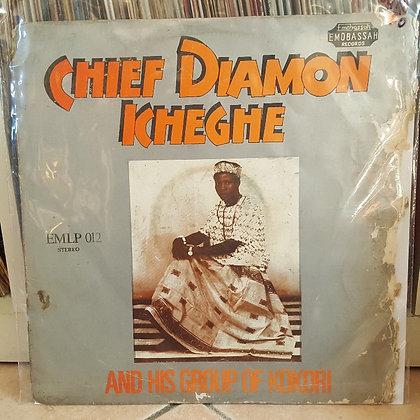 Chief Diamon Icheghe & His Hroup Of Kokori [Emobassah]