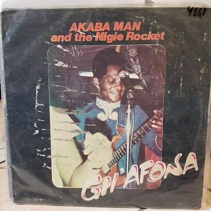 Akaba Man And The Nigie Rocket – Gh'Afona [Supremedisk]