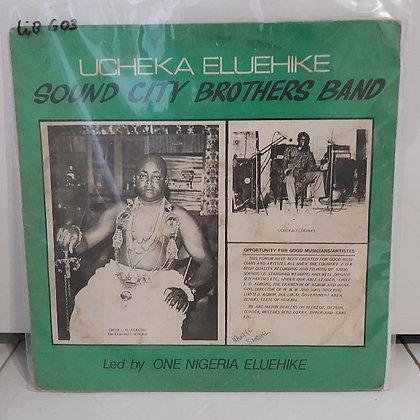 Ucheka Eluehike Sound City Brothers Band [MMW & Sons]