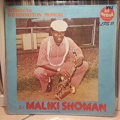Sir Maliki Showman And His Joggae Super Sound International – Tribute To Kessin