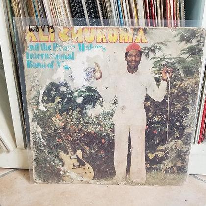 Ali Chukuma And The Peace Makers International Band Of Nigeria [Akpolla]