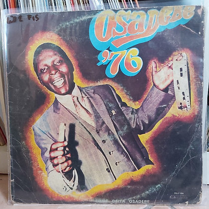 Chief Stephen Osita Osadebe & His Nigeria Sound Makers – Osadebe '76