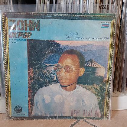 John Okpor And His Golden Tones – Ukpe Basa Uno [GET Records]