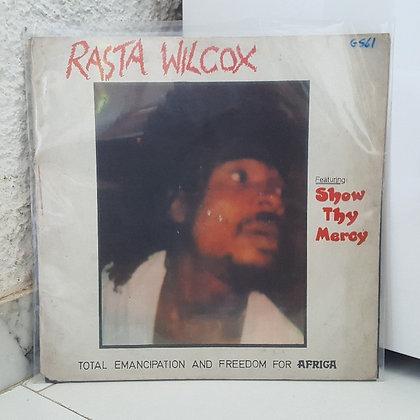 Rasta Wilcox Mbamara – Show Thy Mercy [Jah]
