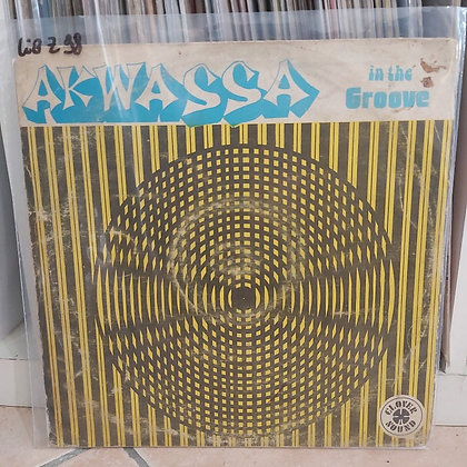 Akwassa ‎– In The Groove [Clover]