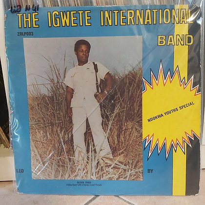 Igwete International Band ‎– Ndokwa Youths Special [Zonna]