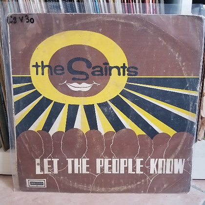 The Saints - Let The People Know [Godiac]