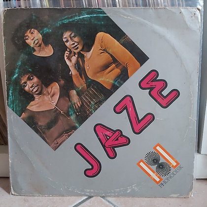 Jaze – Wanna Get Down With You / Freakin Fever [Phonogram]