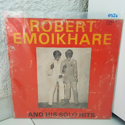 Robert Emoikhare And His Solo Hits [Akpolla]