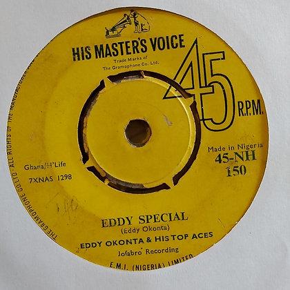 Eddyo Konta & His Top Aces - Onipa Mi Yeye [HMV - 60's]